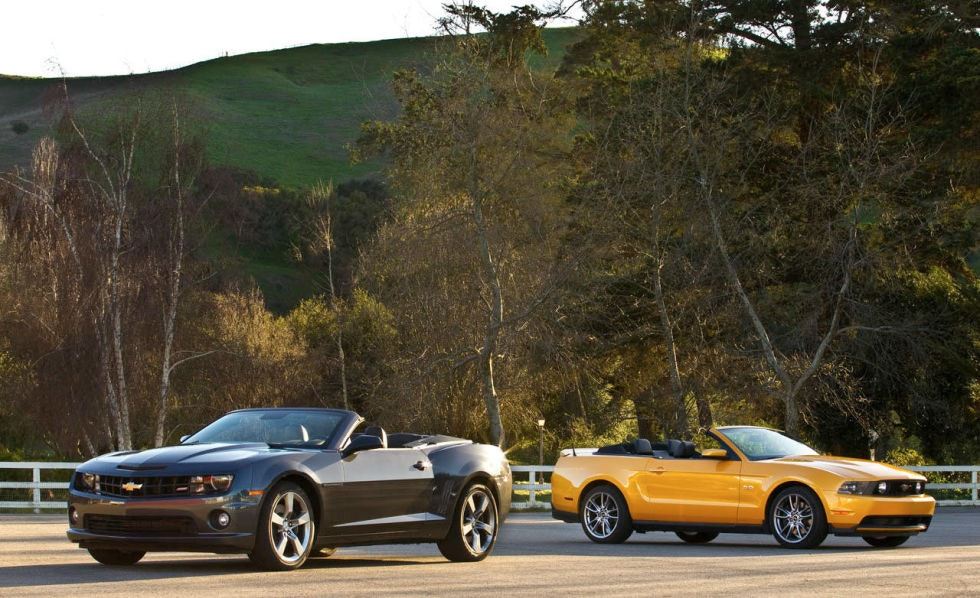 The 5 Best Used Convertibles For Summer Fun