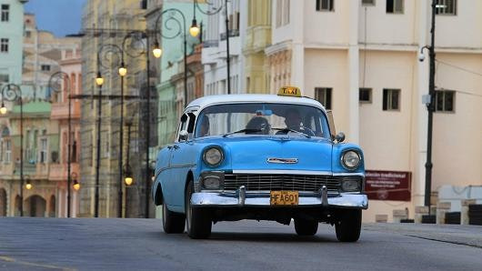 Why We Won't See An Influx of Cuban Cars