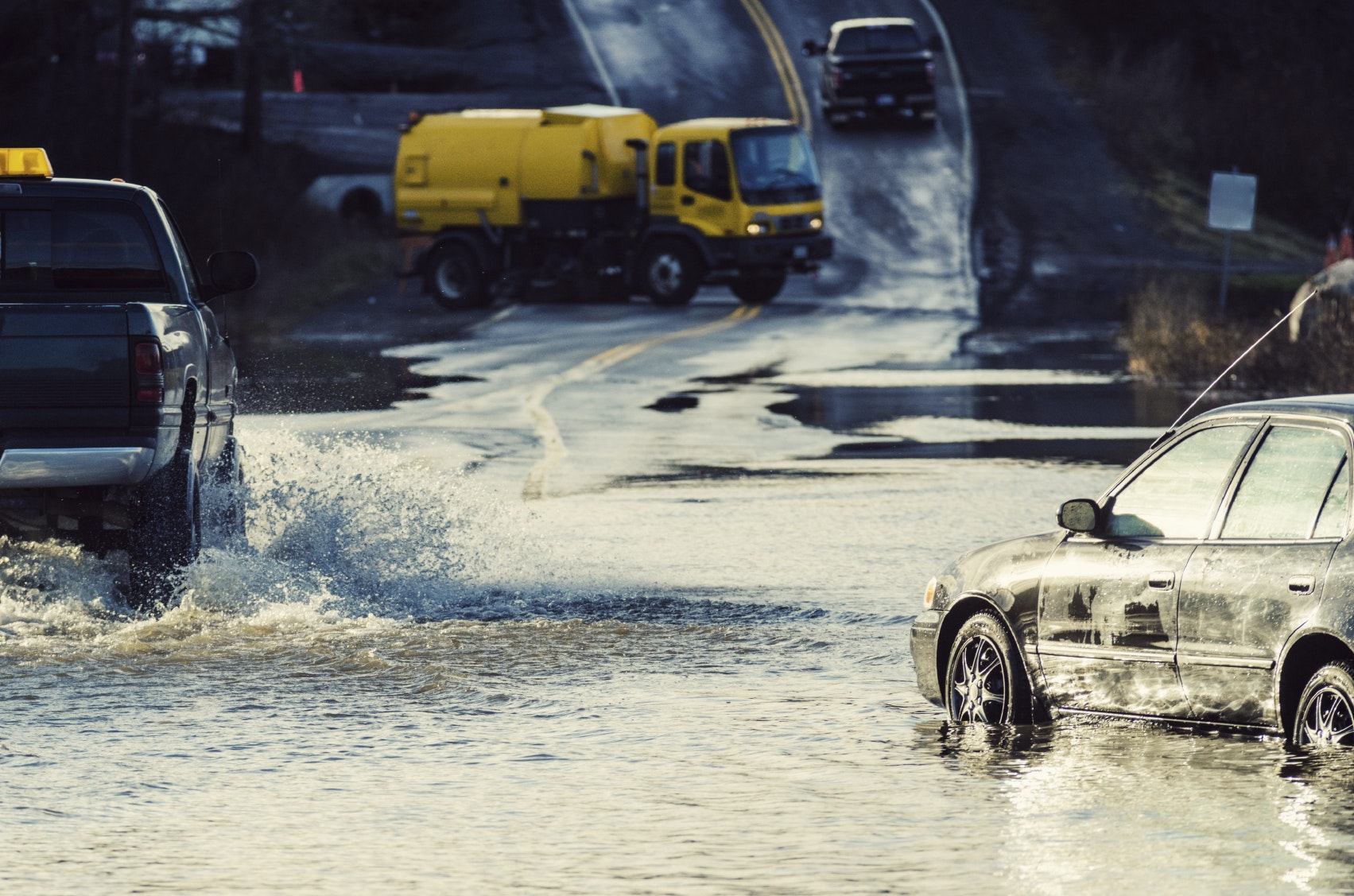 Flooded Cars: How To Spot Them And Avoid Them