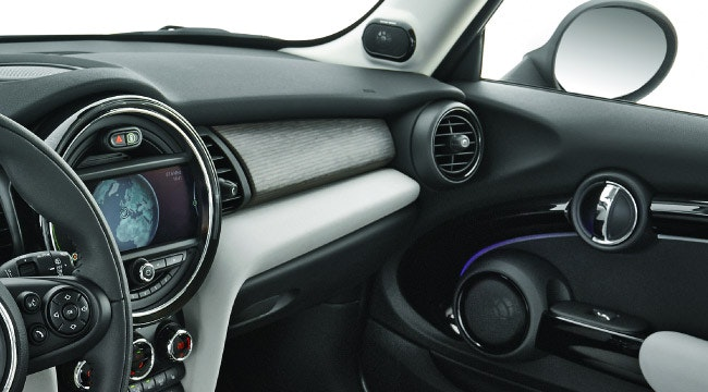 beats car speakers. the small stature of mini means that your sound is going to be even closer you than in most cars. with 480 watt harmon kardon system, beats car speakers