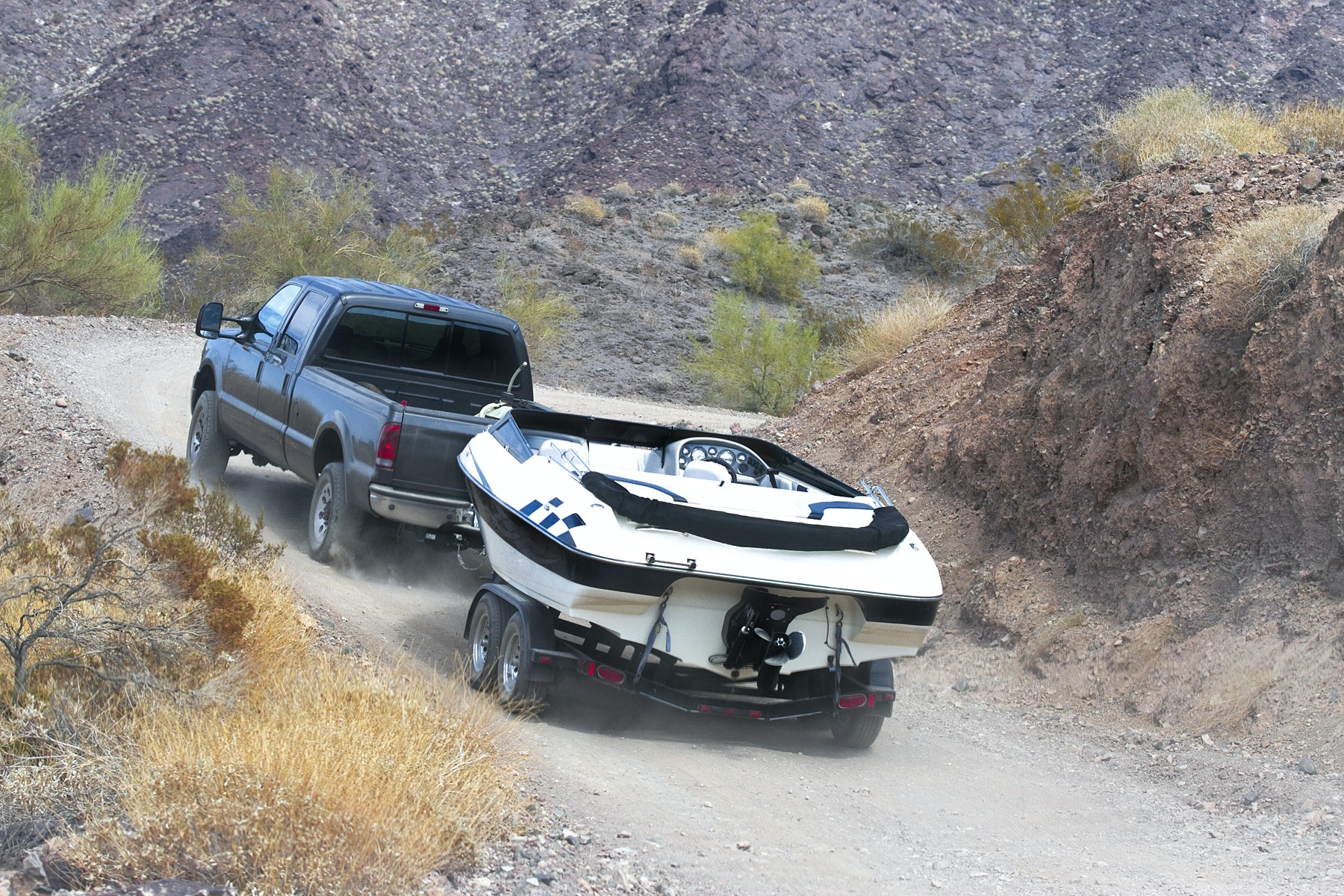 The Best Used Trucks For Towing