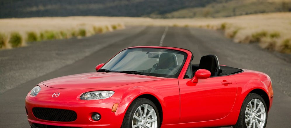 Best Pre-Owned Manual Sports Cars