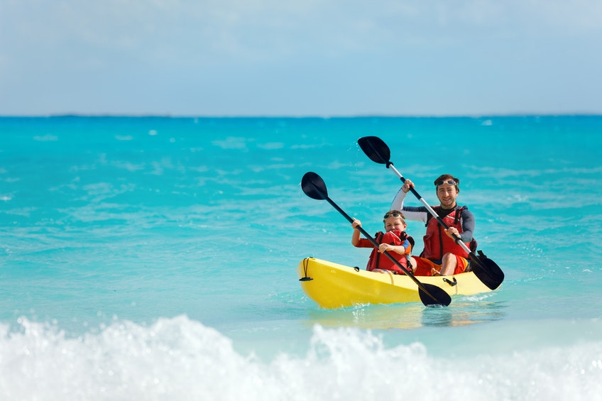 Love to Kayak or Canoe? How to Outfit Your Car for Summer Fun