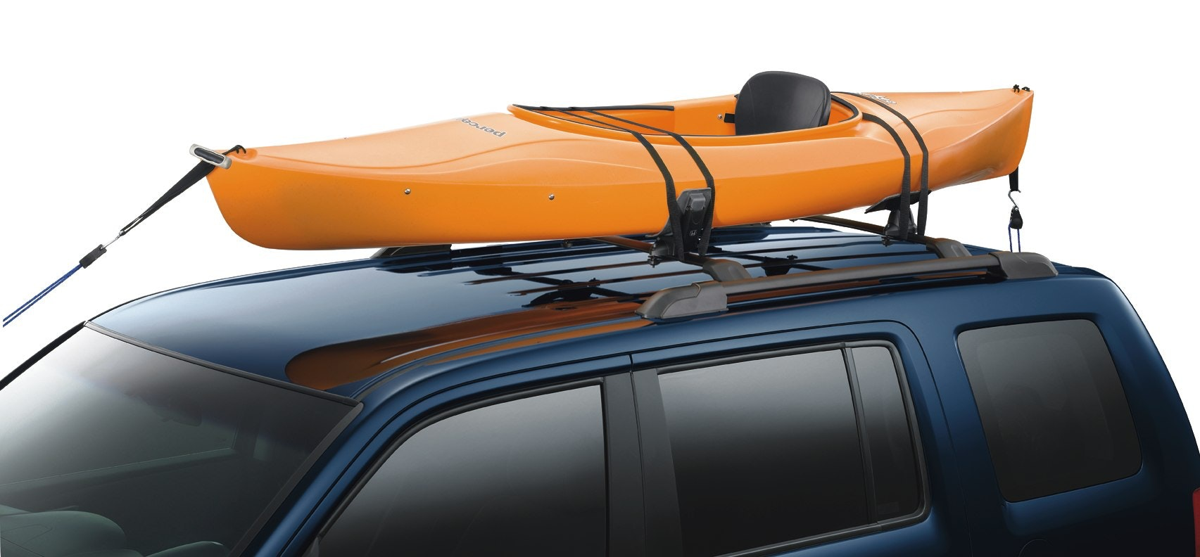 ... Or Headache Rack (if So Equipped). Be Sure To Provide The Appropriate  Padding, And With The Rest Of The Boat Extending Into The Bed, Properly  Secure It.