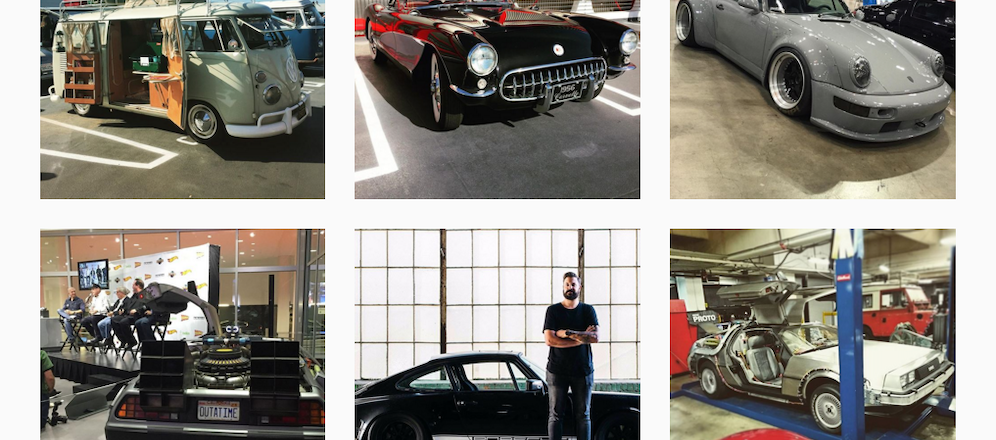 The Best Automotive Accounts to Follow on Instagram
