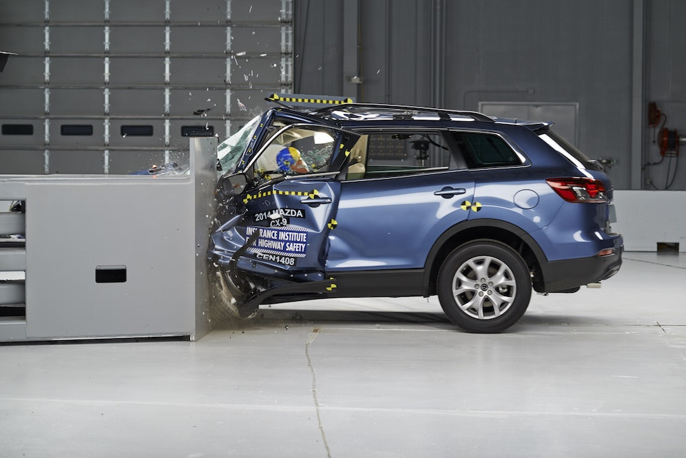 How Your Car Is Tested for Safety Ratings