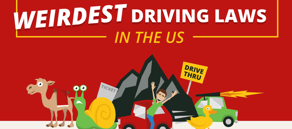 The Weirdest Driving Laws in All 50 States