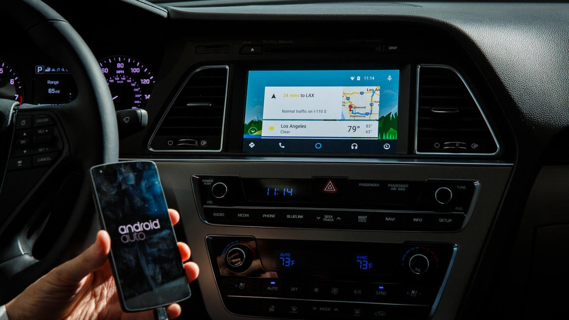 Car Manufacturers Have Decided To Compete Against Apple And Google