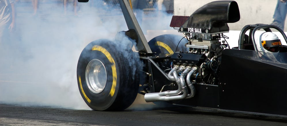 What is Drag Racing