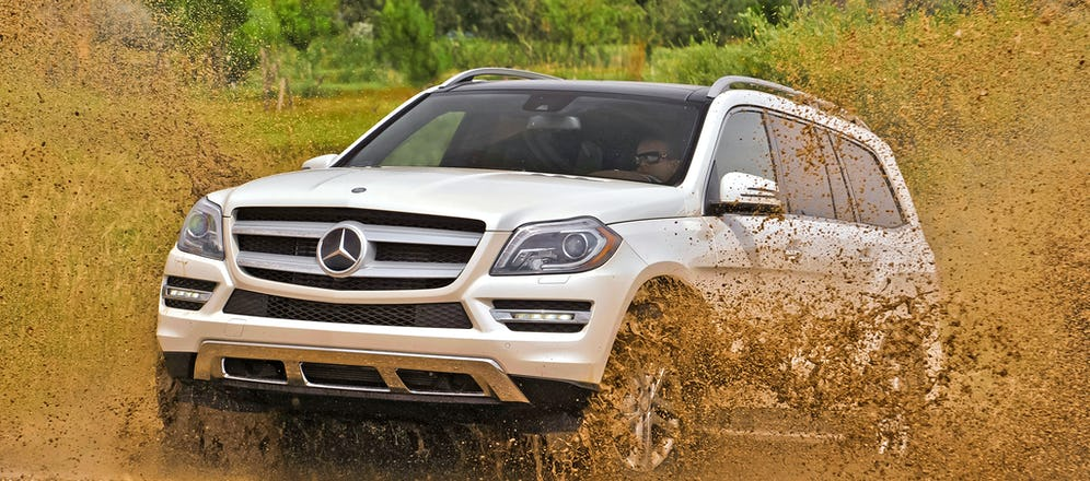 Best Off Road SUVs