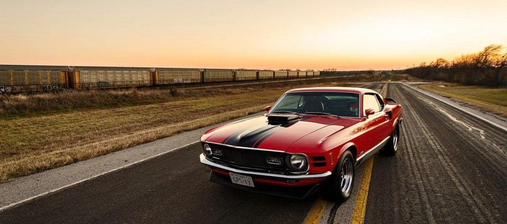 Best Tires For Muscle Cars