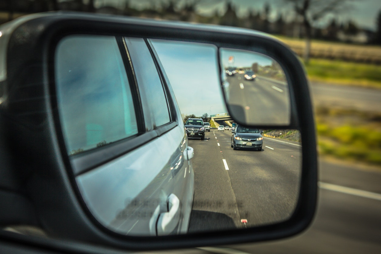 The Evolution Of Side-View Mirrors