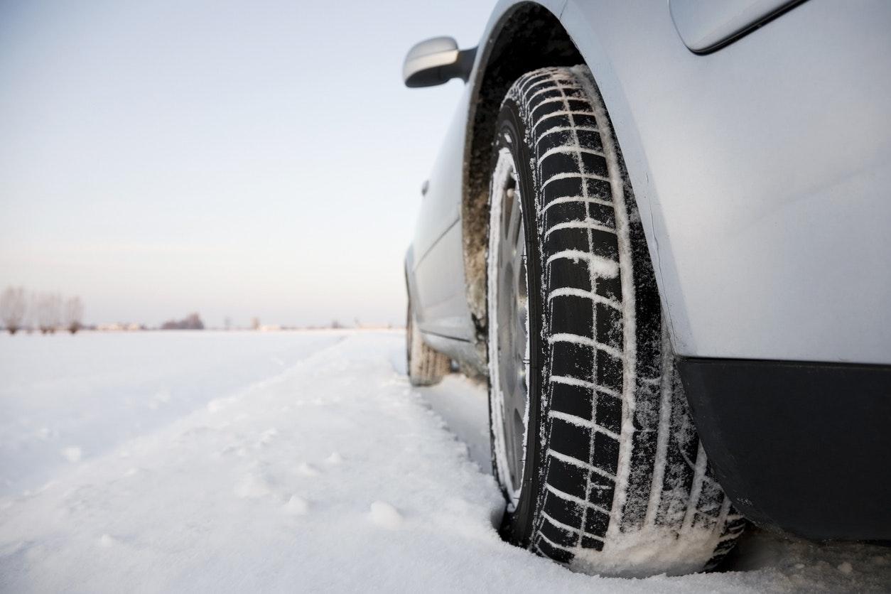 Snow Chains Vs. Snow Tires
