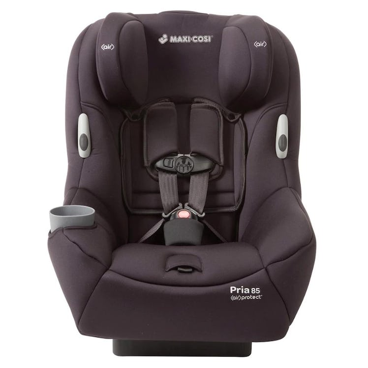 Maxi Cosi Pria  Convertible Car Seat In Devoted Black