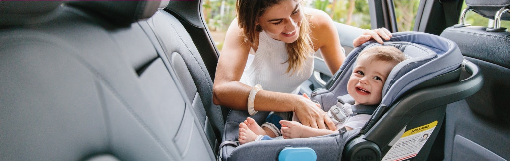 Uppababy Mesa Car Seat Base With Badge