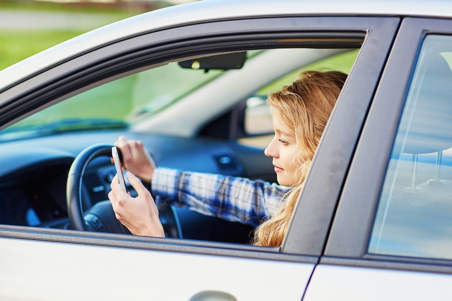 About California's New Hands-Free Cell Phone Driving Law