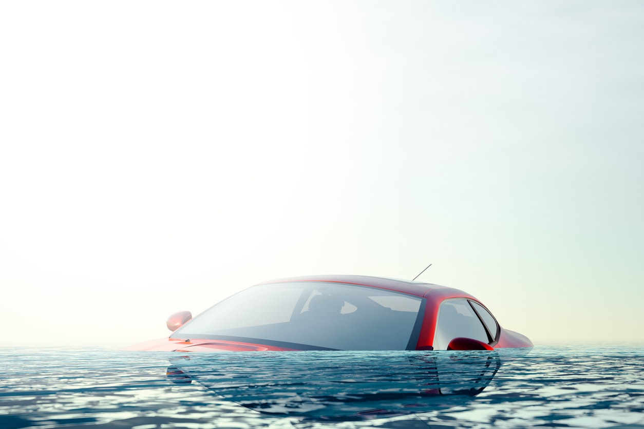 How To Sell A Car That's Underwater