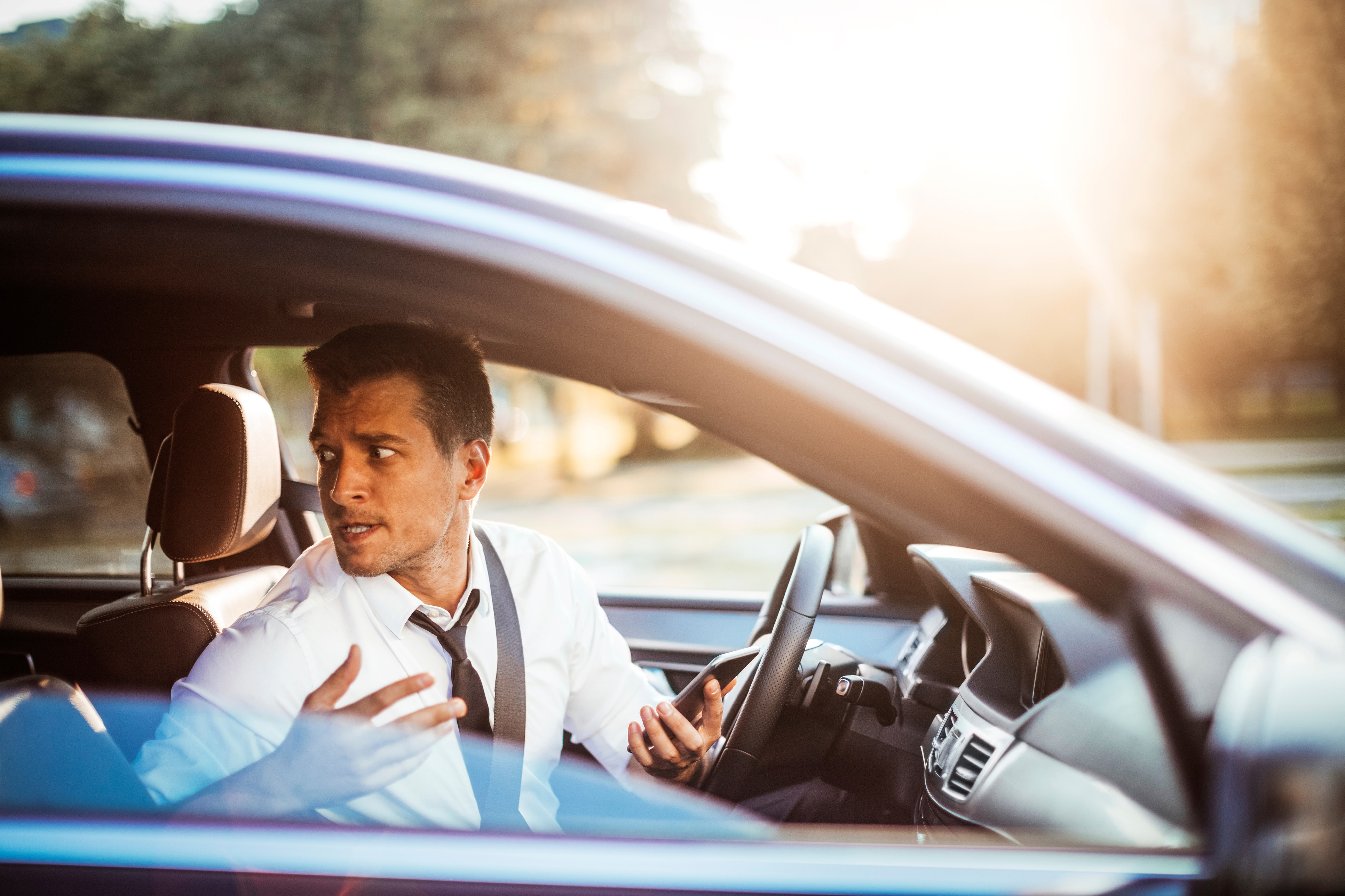 Survey Reveals Drivers May Be Their Own Worst Enemy On The Road