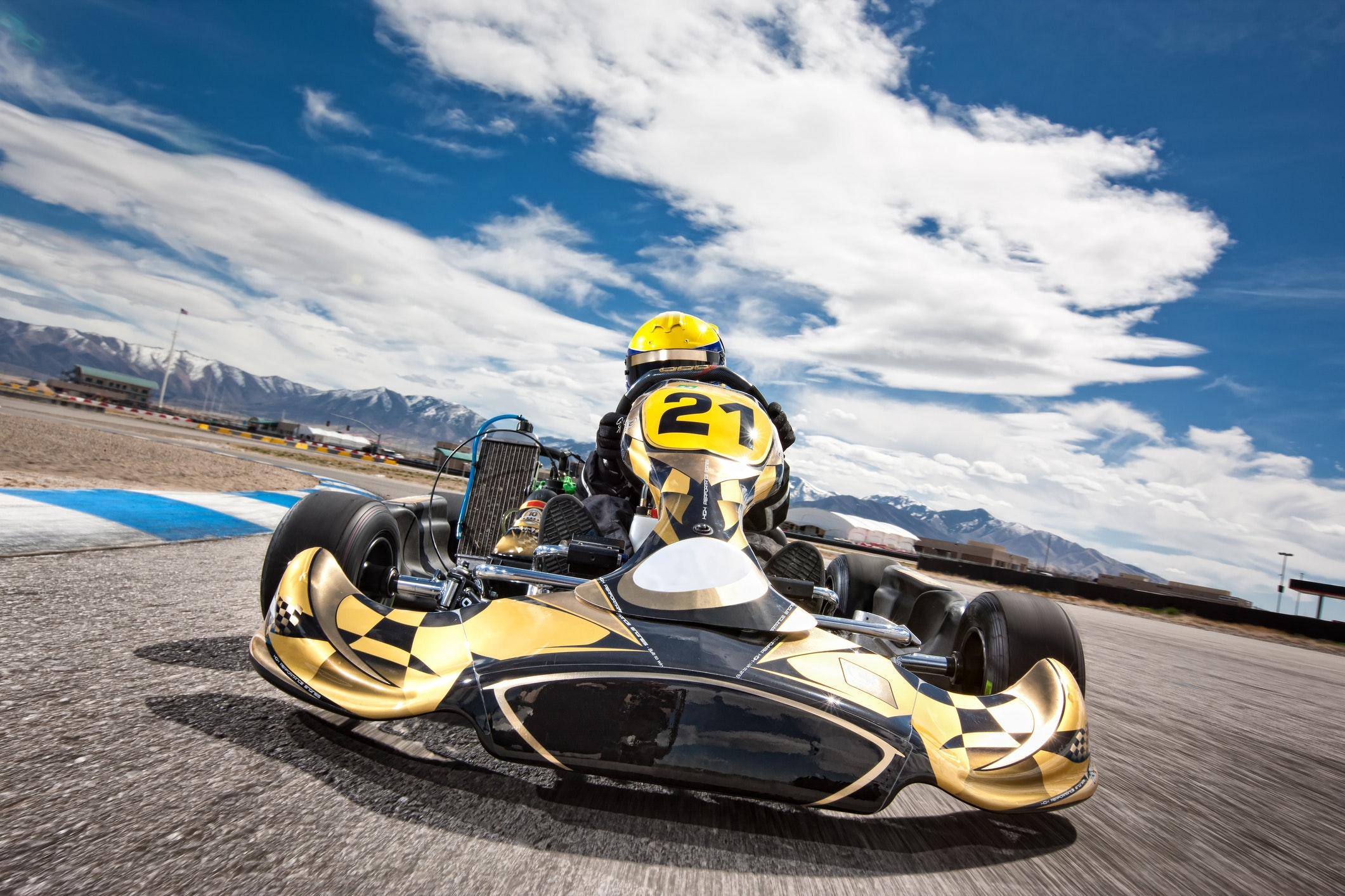 The Benefits Of Learning How To Drive A Go-Kart Fast