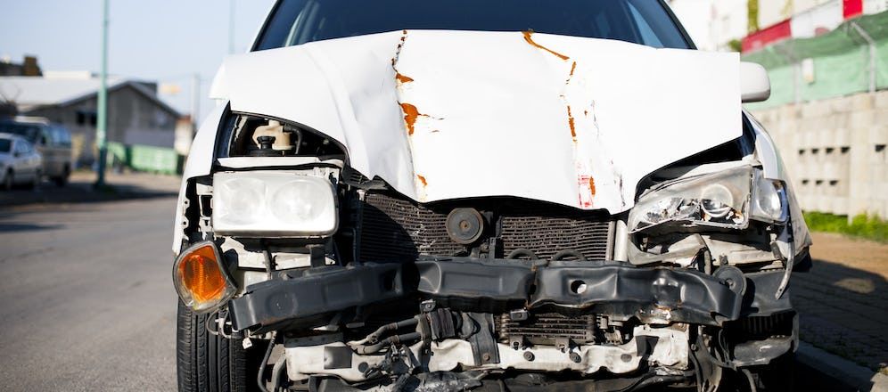 What Does It Mean When A Car Is Totaled