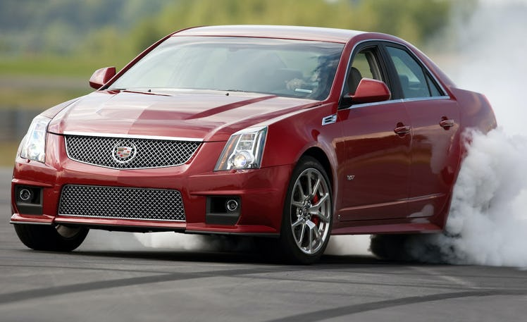 Used Cadillac Cts Coupe >> Best American Luxury Cars | Instamotor