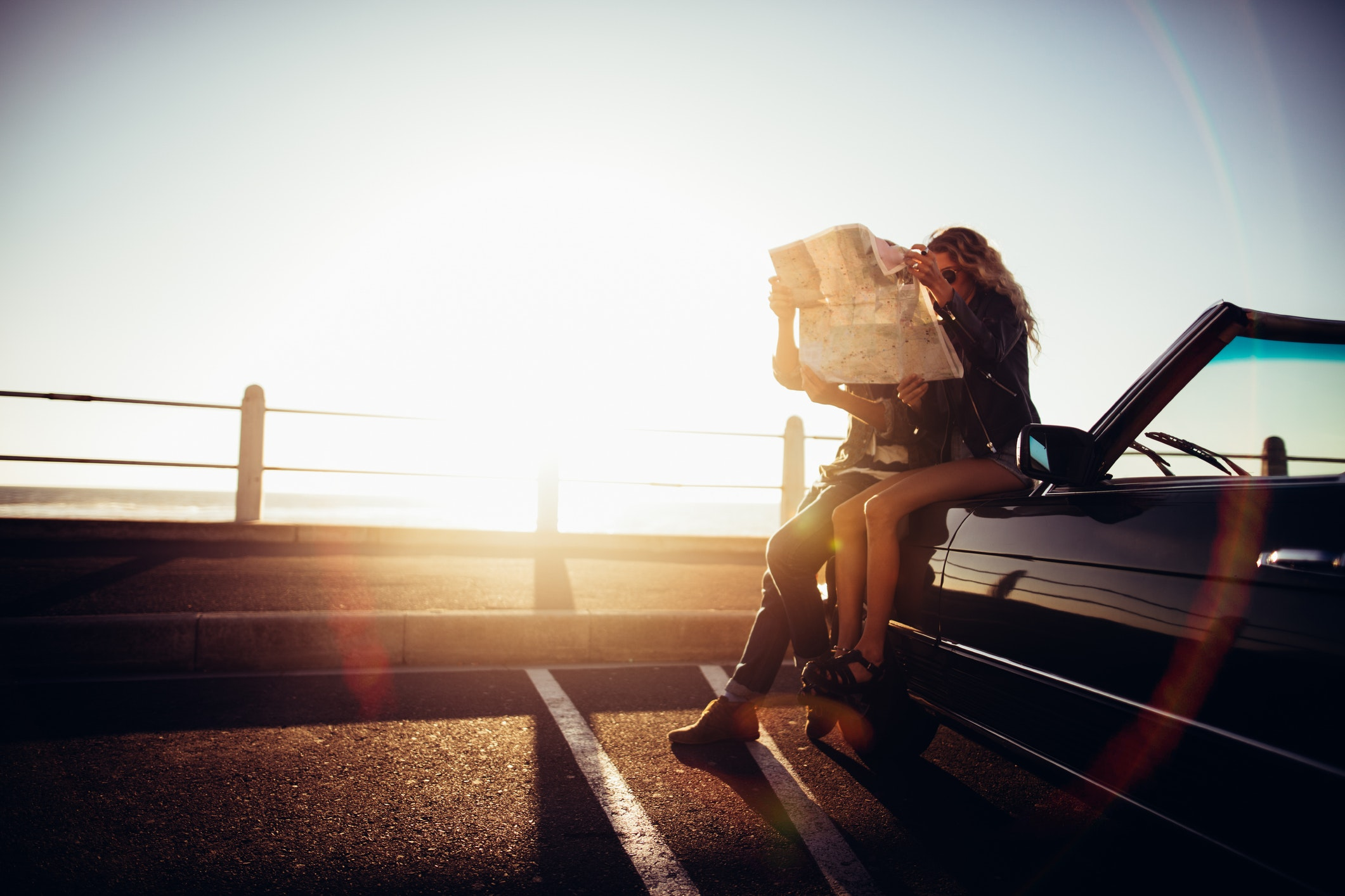 Road Trips for Valentine's Day