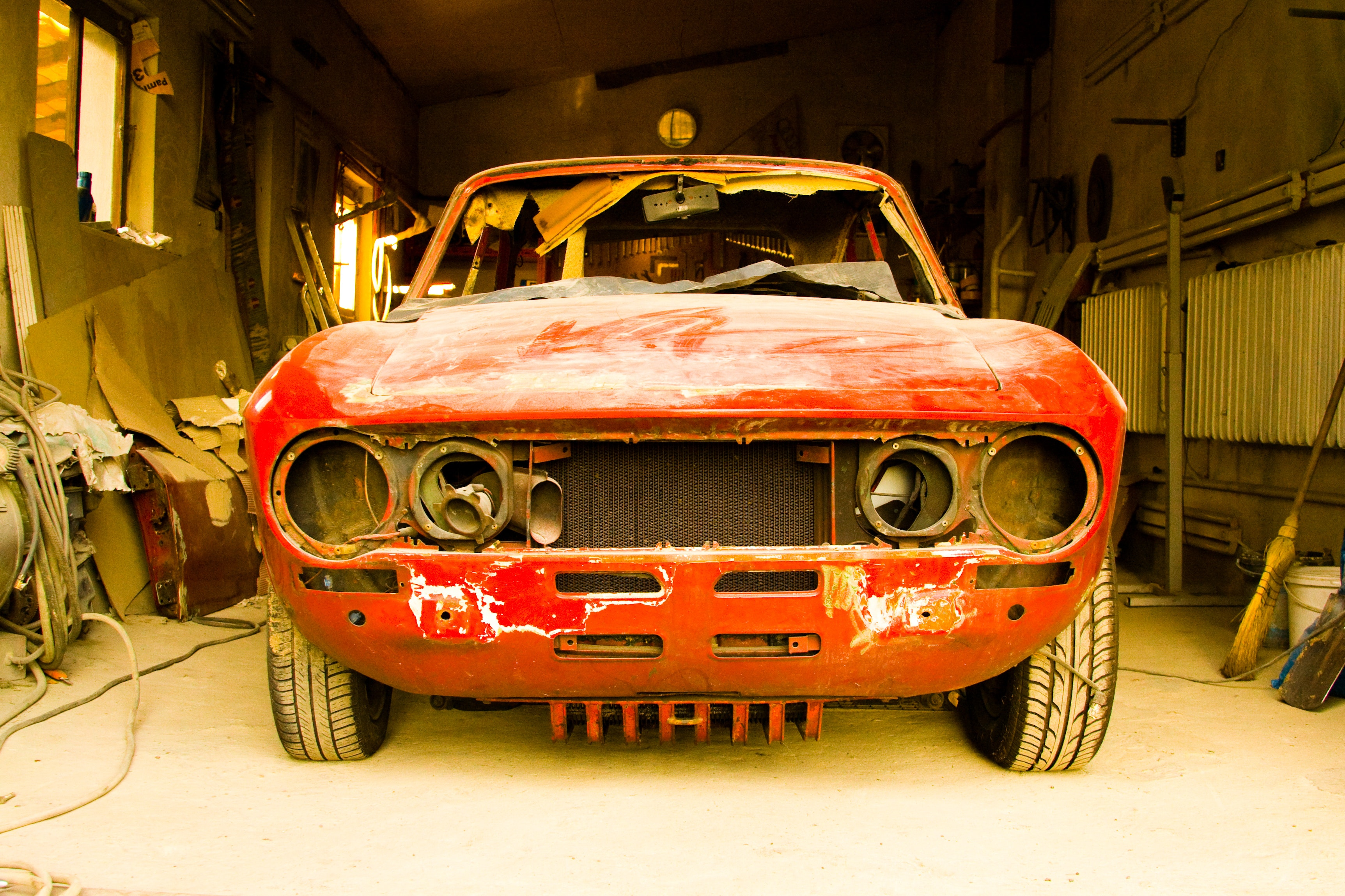 Best Cars to Restore