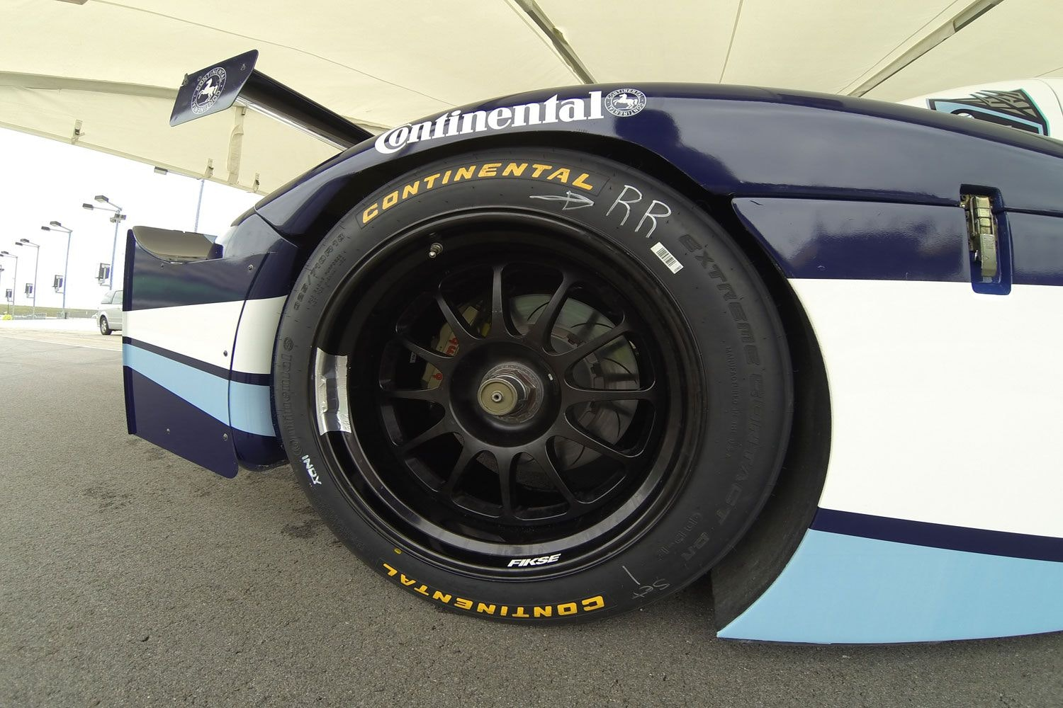 A Guide to Continental Tire Compounds