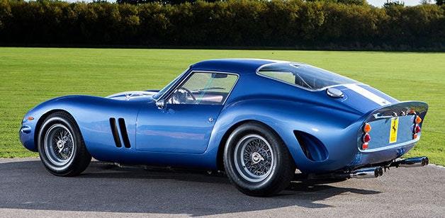 Classic Cars as an Alternative Investment?