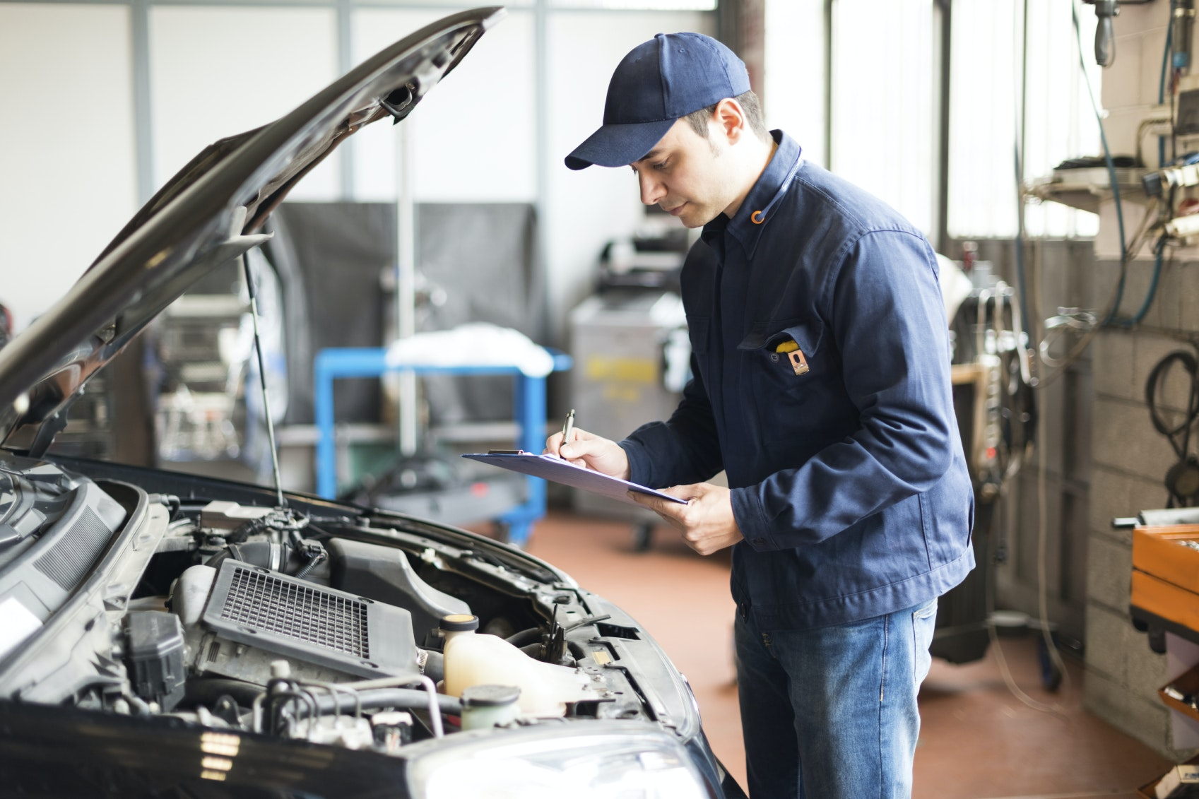 Get A Mechanical Inspection for Your Used Car